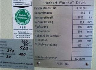 WMW ERFURT PKDZ 160 P50216042