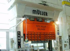 MÜLLER ZE 630-32.3.1 Hydraulische Doppelständerziehpresse