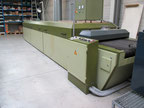 Muller 1200-3 Screen printing machine