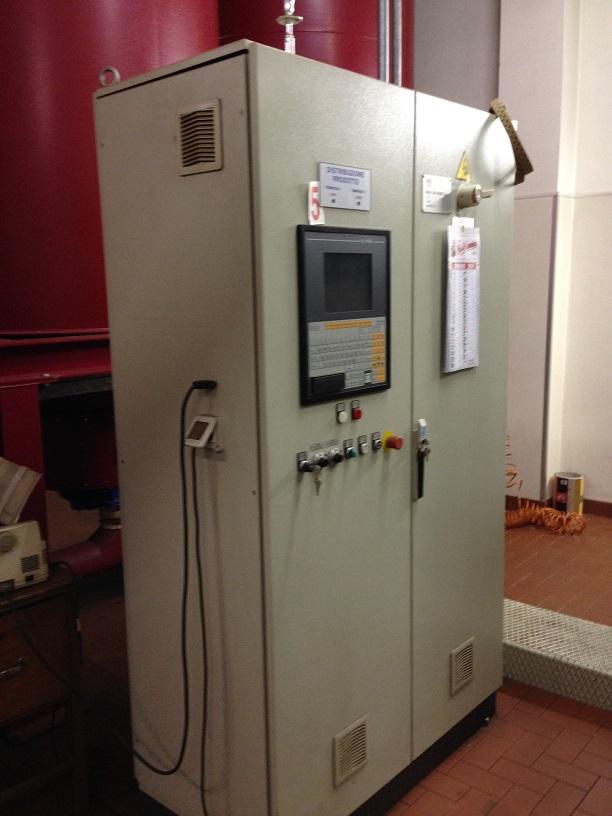 used sachet machine