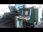 Used Riko S-26 Baling press - waste compactor