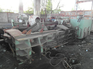Used Rico S-26 Riko Baling press - waste compactor