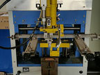 Used Dubuit 150M Screen printing machine