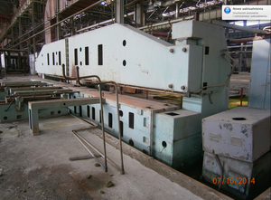 Used - 7808 Planing, Bevelling machine