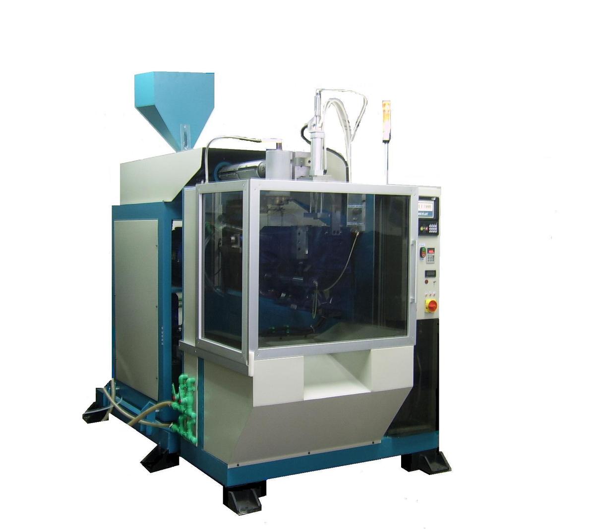 dms plast poly 500 blowmoulding machine