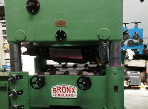 Used Two rolls straightening machine Bronx PBR-4
