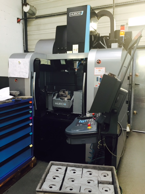 Hurco Vmx 10 Ui Machining Center 5 Axis Exapro