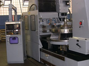 Used G&E 60S2 Gear Gasher CNC