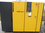 Used Kaeser CSDX162T Oiled screw compressor