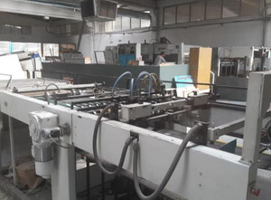 Steinemann UV varnishing machine