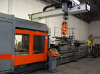 Sandretto S7 1000T Injection moulding machine