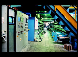 Plantex BCF Complete spinning plant