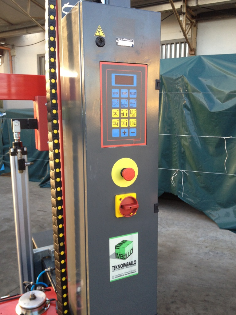 used wrapping machine