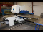 Used Trumpf TC500R Punching machine / nibbling machine with CNC
