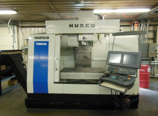 Used Hurco VMX42 Machining center - vertical - Exapro