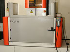 Used Agie Charmilles CUT 20 Wire cutting edm machine