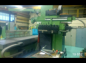 NOVAR KBF 2500 / TNC155 cnc bed type milling machine