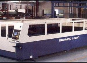 Trumpf 6030 Laserschneidmaschine