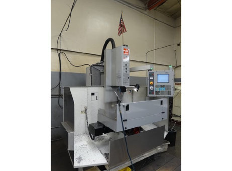 used haas milling machine