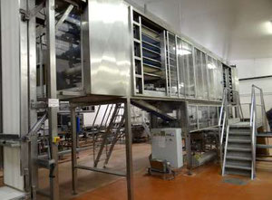 Used Mecatherm, San Cassiano - Complete bread production line