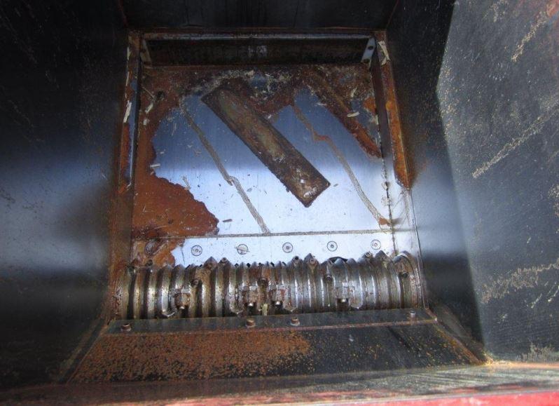 Broyeur à bois CNF  shredder UK 800 Machines doccasion