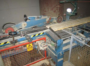 Almab infeed 150 m/min Planing machine