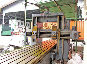 Pensotti 6500 mm Double Column Planer