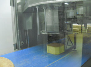 SELVEX 700 Cheese production, wrapping and portioning machine