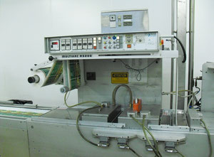 MULTIVAC R 5200 Thermoforming - Form, Fill and Seal Line