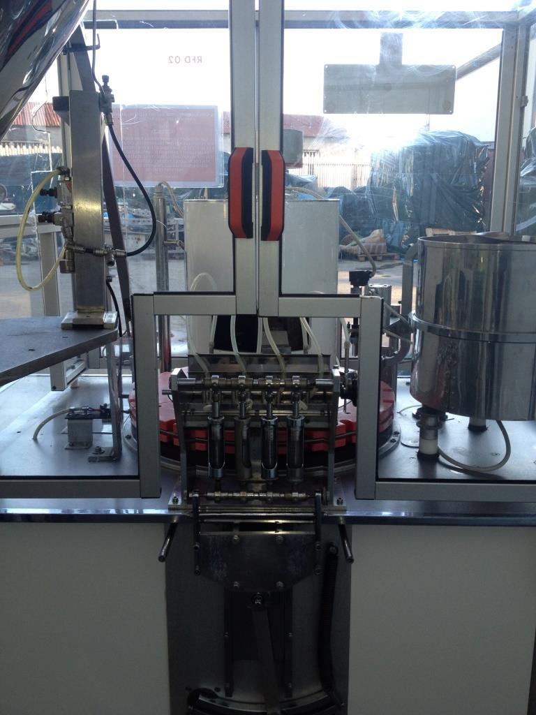 used bottle filling machine