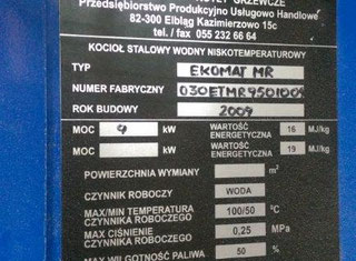 Pphu Intermet EKOMAT MR P50415119