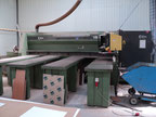Holzma HPL 22/38/22 Wood saw