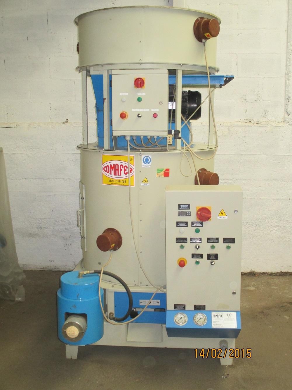 comafer briquetting machine