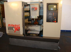 Centro di lavoro verticale Bridgeport VMC 560/22