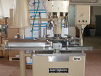 Used BERTOLASO 4 HEADS 31 X 18 Filling machine - Vial / ampoules filler