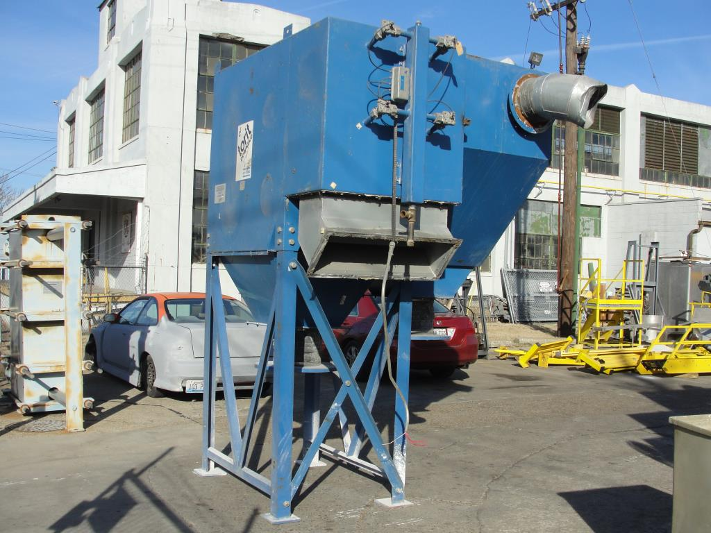 Used Donaldson Torit DownFlo 2DF8 Dust Collector - Exapro