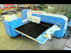 Used Finn Power A5F Punching machine machine with CNC