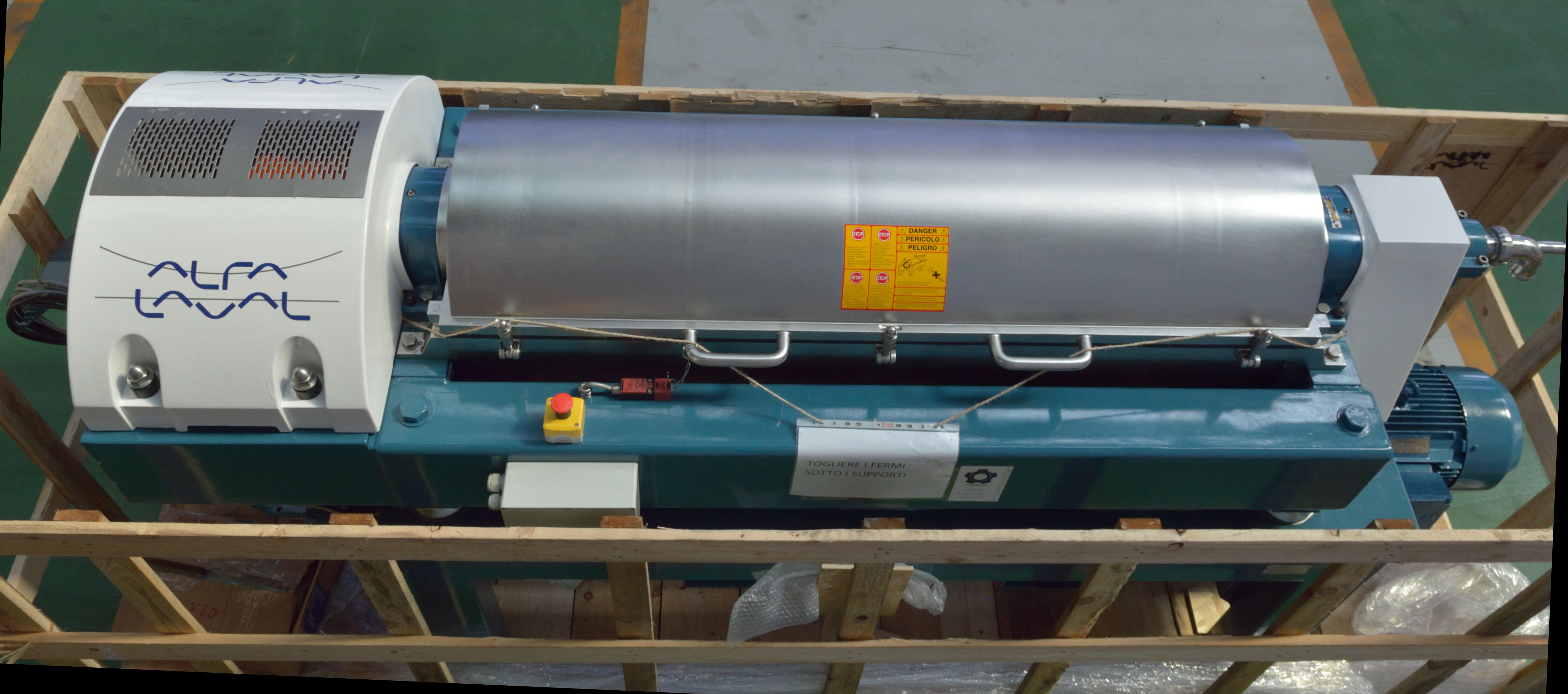 Centrifuga alfa laval usate теплообменники для газовых колонок bosch