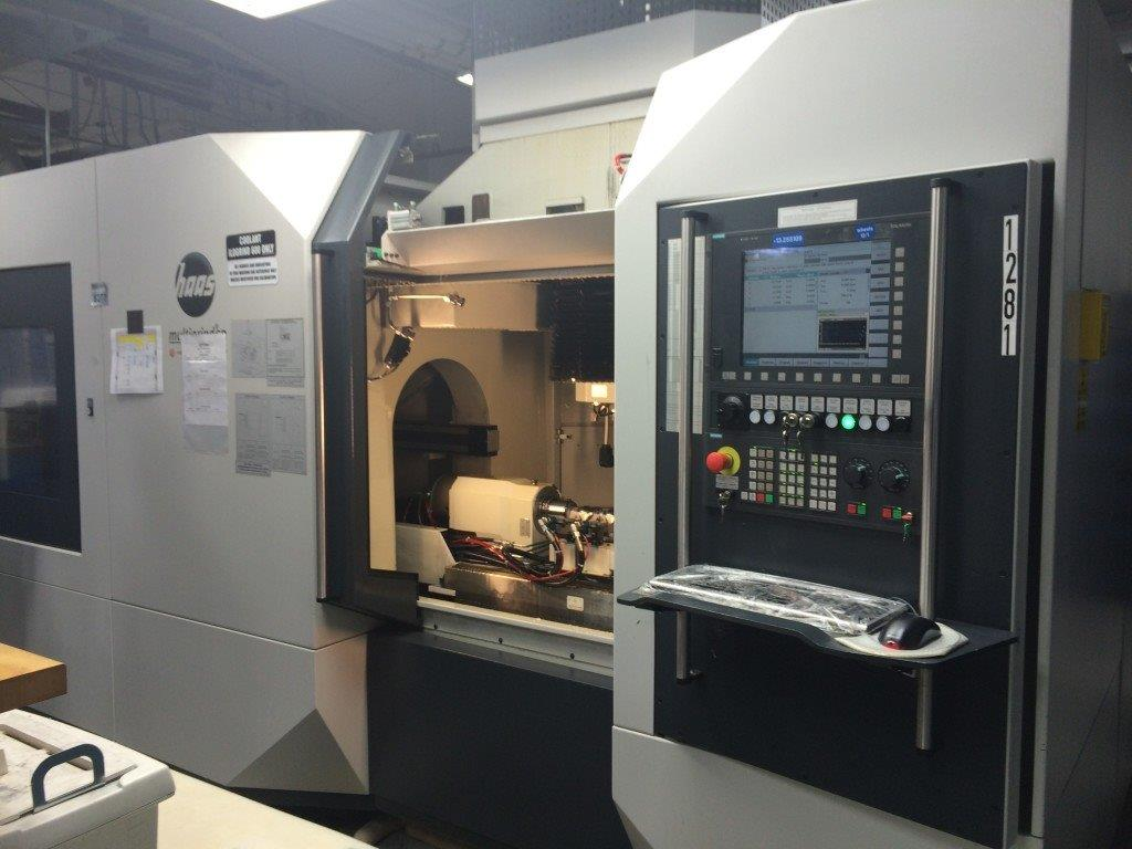 Used Haas Multigrind CB grinding machine - Exapro