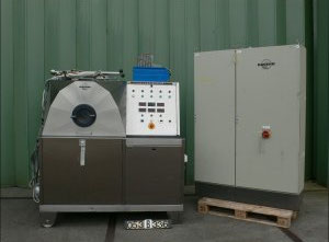Used Driam GmbH Eriskirch. Driacoater Vario Tablet coating machine