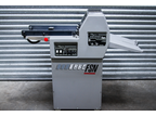 Morgana FSN Numbering, Extended Feeder, Perforating & Scoring Machine