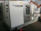 Used Gildemeister CTX 420 Linear cnc lathe
