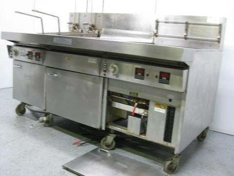 Used Keating 24tsfm Fryer Exapro