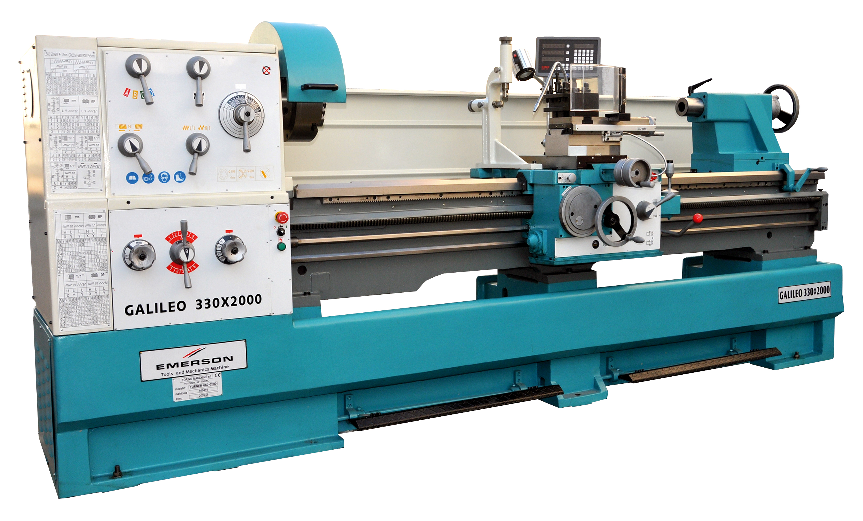 galileo machine