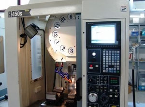 Used Muga R 450S Machining center - horizontal