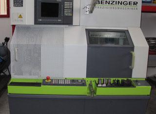 Benzinger schaublin tnc l drehmaschine cnc gebrauchte for 1 800 235 2731