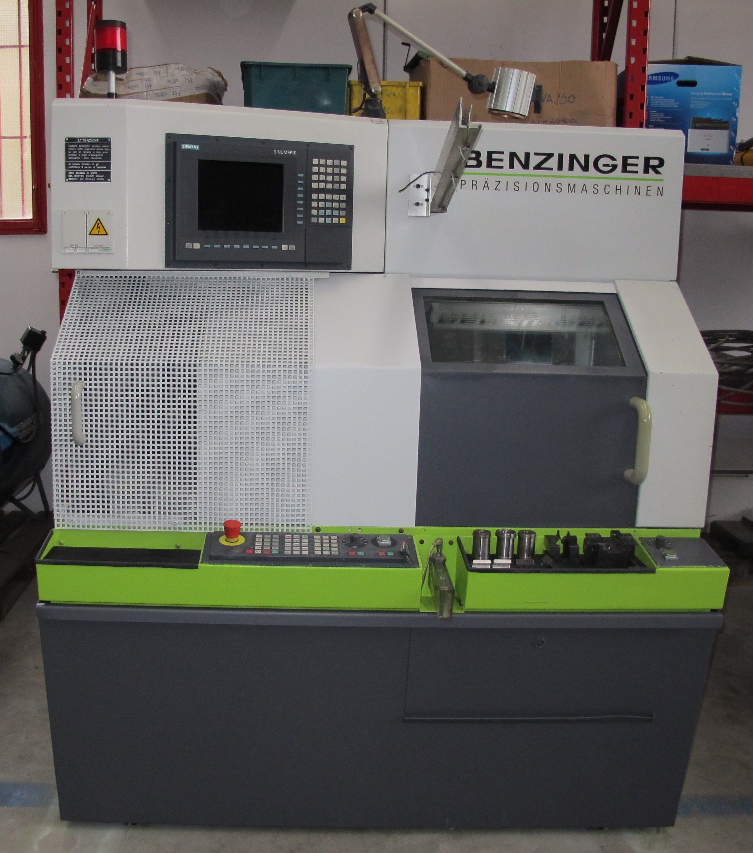 tnc machine