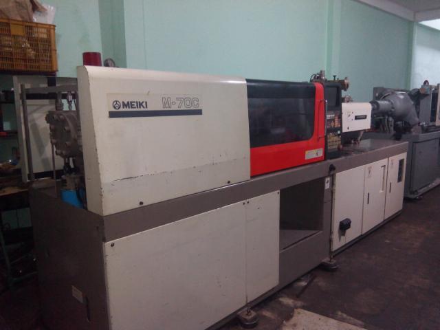 meiki injection molding machine