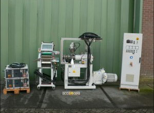 Used Buss Eco 46P Extrusion - Single screw extruder