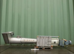 Used Köllemann AJK-RSF-KOM DN450 Extrusion - Single screw extruder